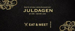 Juldagen på Eat & Meet